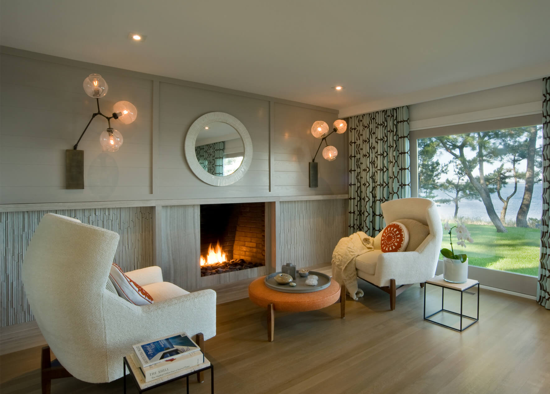 Hamptons house dhd architecture interior design - Hamptons beach house interior design ...