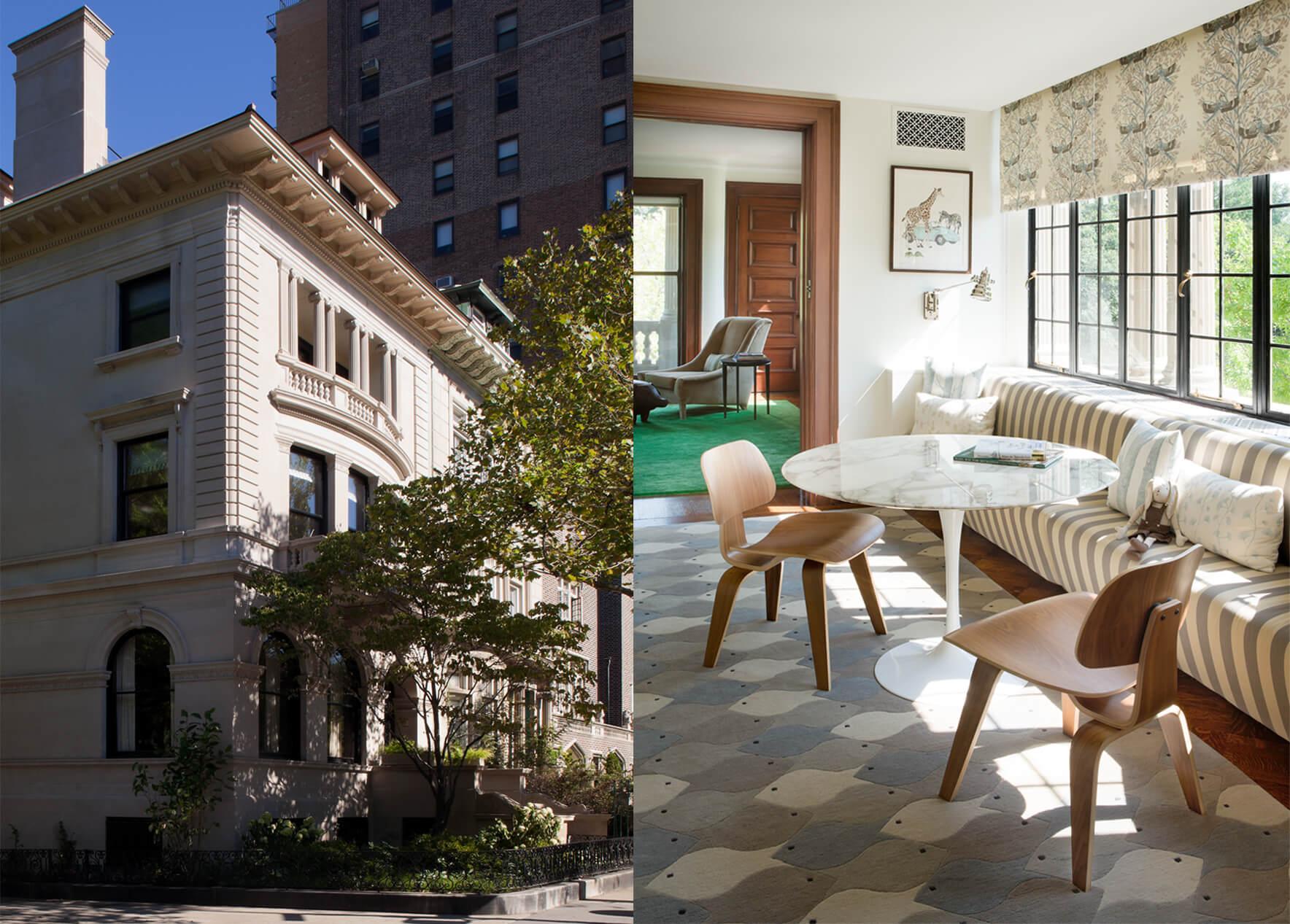 Park Slope Townhouse Dhd Architecture Amp Interior Design