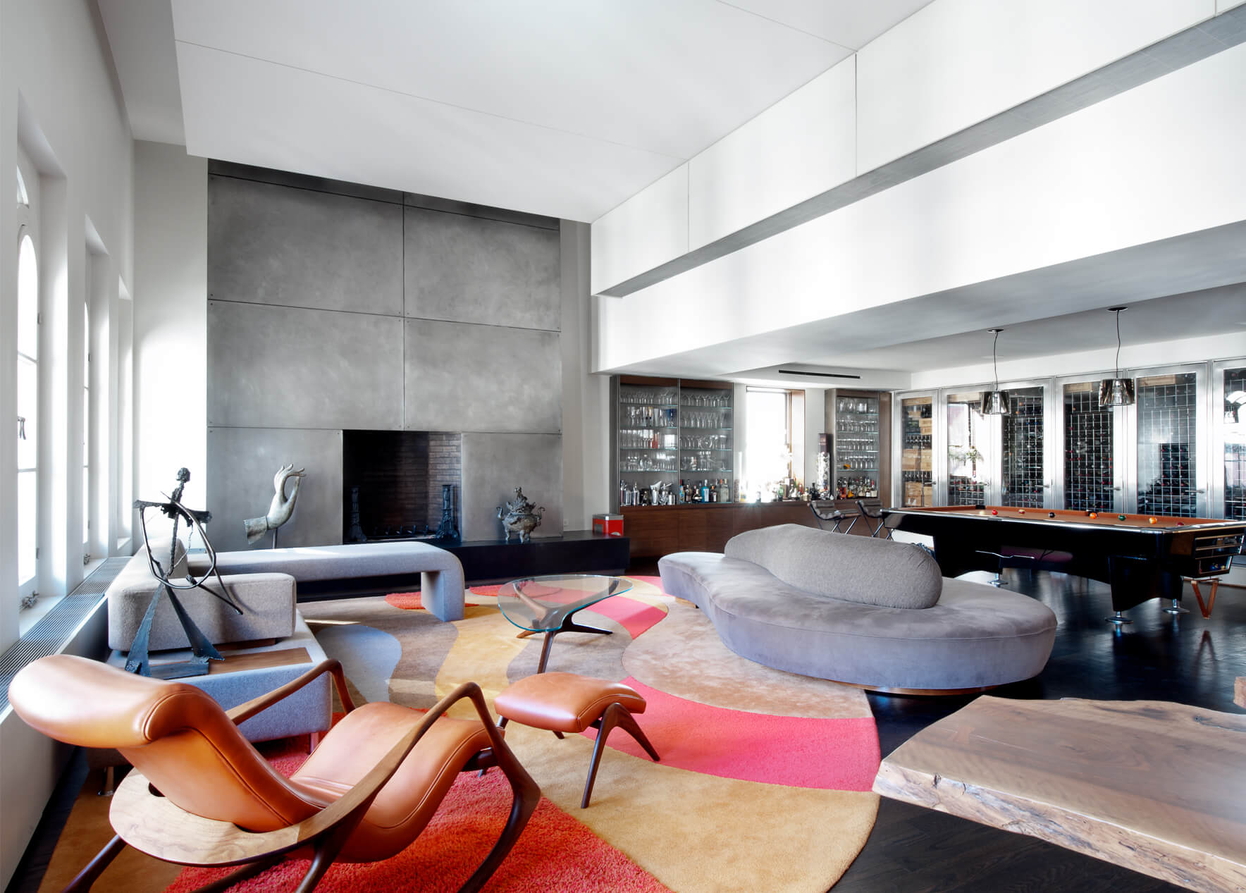 Tribeca Penthouse Dhd Architecture Interior Design
