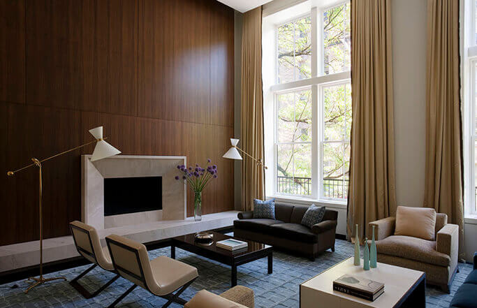 Upper East Side Carriage House