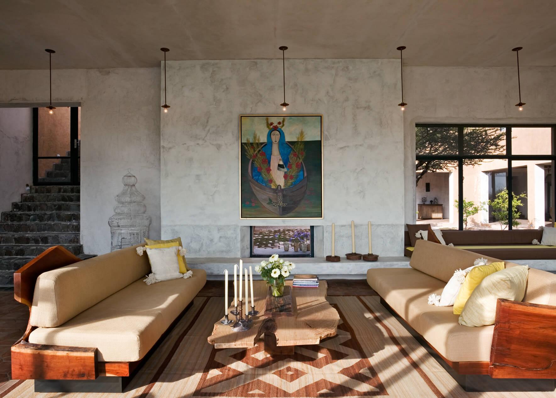 Casa san miguel de allende dhd architecture interior design - Casa interior design ...