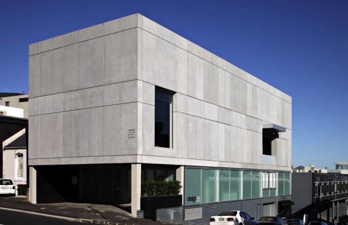 New Zealand Multi-Use Building