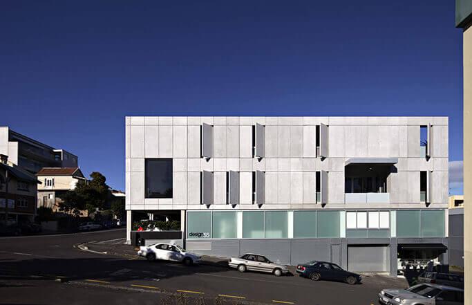 New Zealand Building