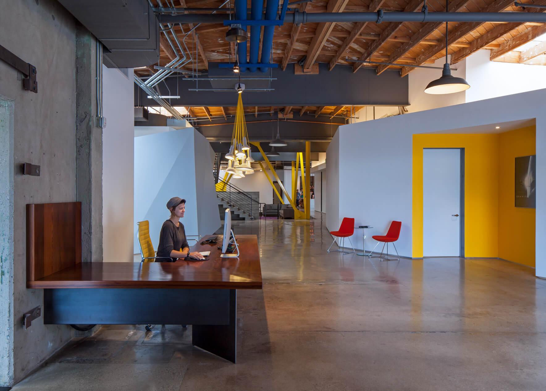 Framestore Los Angeles Dhd Architecture Interior Design