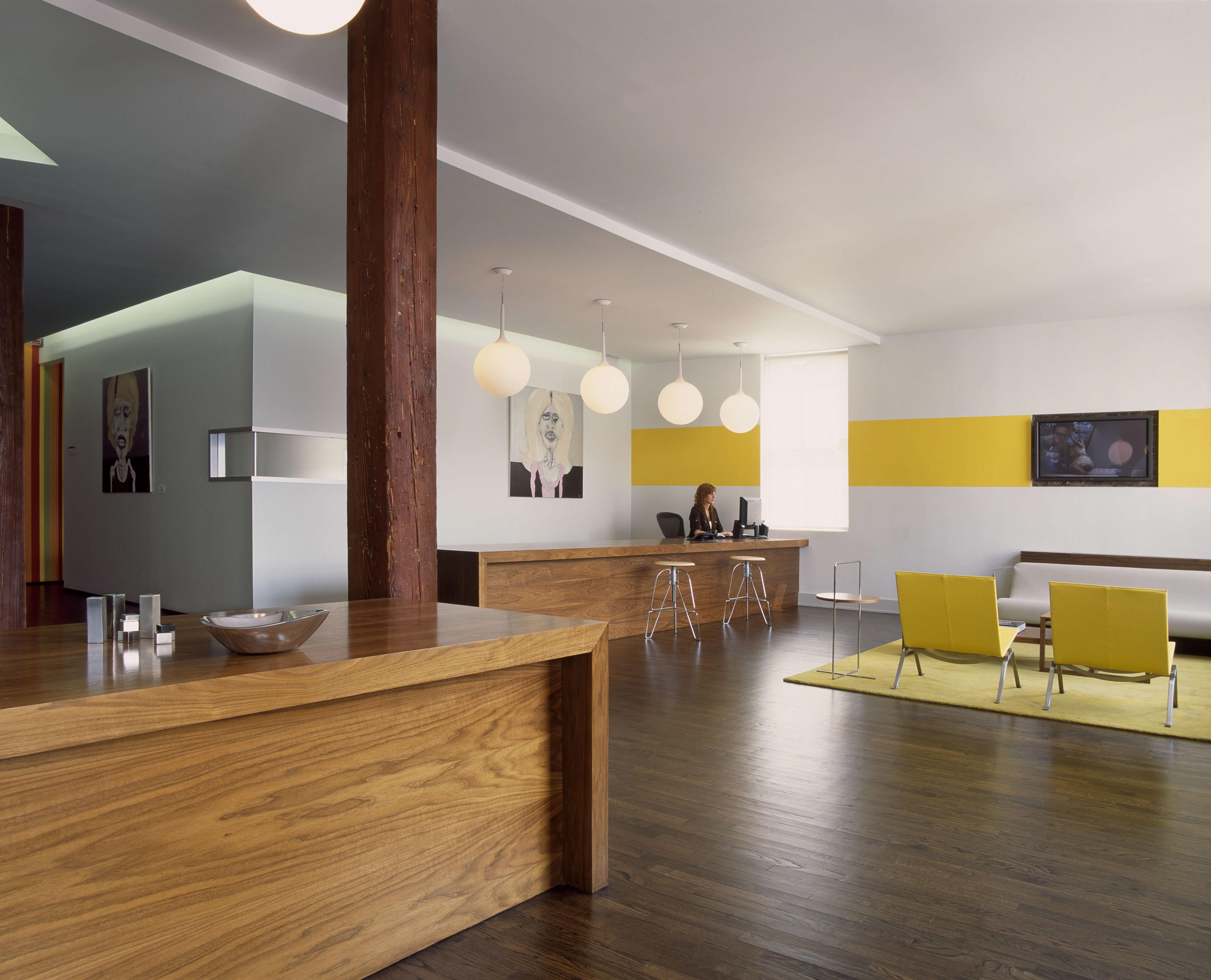 Framestore New York - DHD Architecture & Interior Design