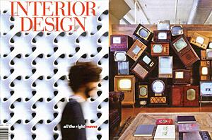 Interiors Design Magazine 2012 Cover