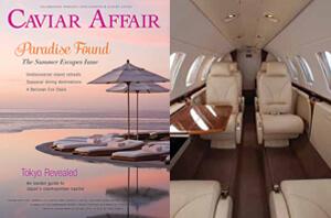 Caviar Affair Cover