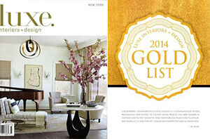 Luxe Gold Press Cover