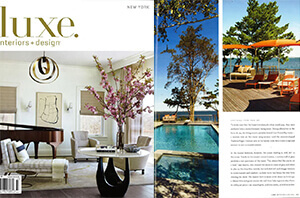 Luxe Hampton House 2013 Cover