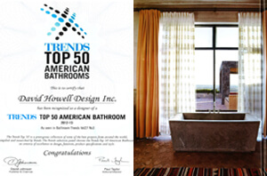 Trends – Top 50 American Bathrooms Cover