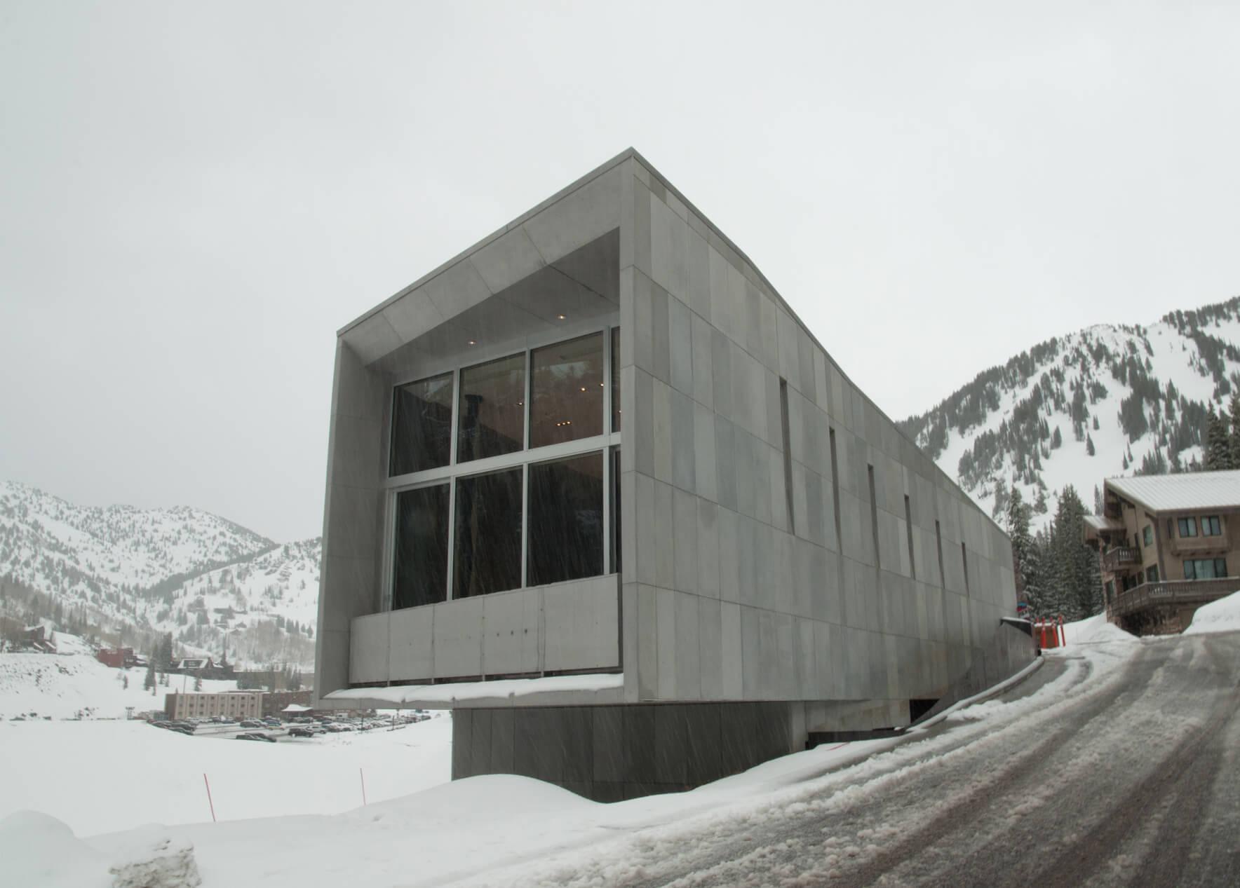 Ski house alta utah dhd architecture interior design for Utah home design architects