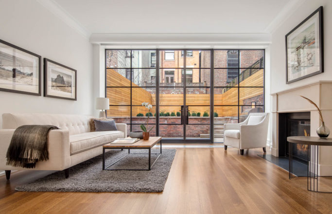 West 90th Street Townhouse