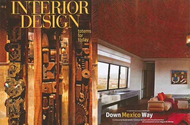 Casa San Miguel Cover 2008